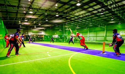 Indoor Cricket World